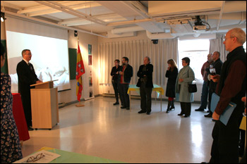 Inauguration officielle du LITIN