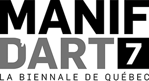 SIGNATURE Manif d'Art 7 BLACK
